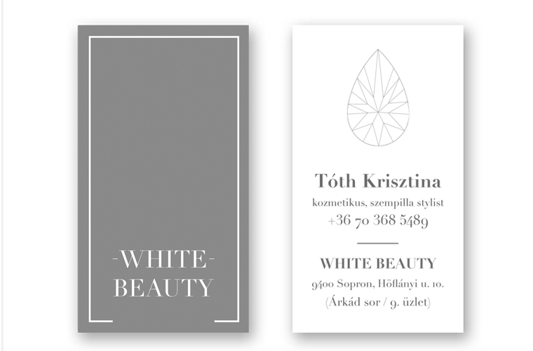 White Beauty - logo